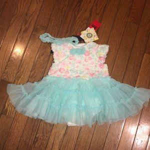 Little me tu tu dress